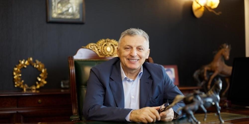 Μπόρις Μουζενίδης: Πέθανε από επιπλοκές κορονοϊού, ο άνθρωπος που απογείωσε τον ελληνικό τουρισμό στη Ρωσία