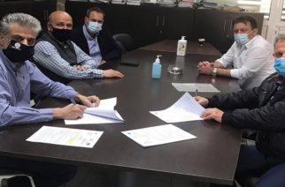 Ορεστιάδα: Υπογράφηκε η σύμβαση αντικατάστασης εσωτερικού δικτύου ύδρευσης του Πύργου, με χρηματοδότηση ΕΣΠΑ Περιφέρειας ΑΜΘ-ΔΕΥΑΟ