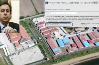 Υπουργείο Μηταράκη: Χθες… μεσάνυχτα δημοσιεύθηκε απόφαση ΕΠΕΚΤΑΣΗΣ (με Τούνελ) 33,7 στρ. και ΑΥΞΗΣΗ χωρητικότητας 240 άτομα!!!