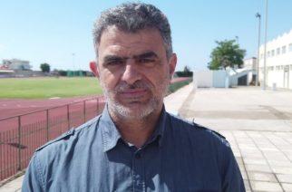Βουρδόλης: Πρόταση να γίνουν οι αθλητικές δοκιμασίες του διαγωνισμού πρόσληψης ΕΠΟΠ στην Αλεξανδρούπολη