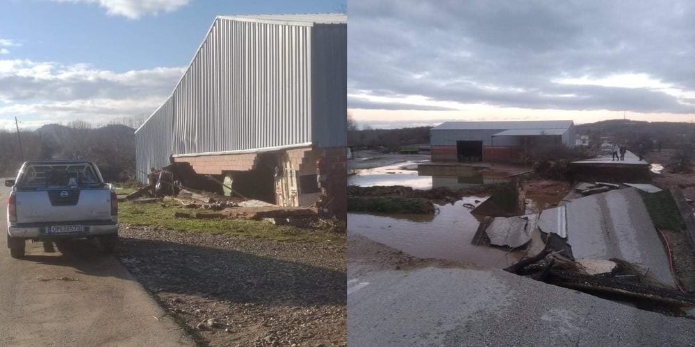 Έβρος: Που θα υποβάλλουν αιτήσεις για καταγραφή ζημιών σε κτίρια όσοι επλήγησαν απ' τις πλημμύρες