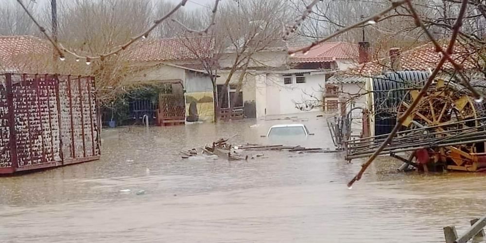 Ορεστιάδα: Αιτήσεις για αποζημιώσεις όσων υπέστησαν ζημιές απ' τις πλημμύρες σε κτίρια και αγροτικές εκμεταλλεύσεις