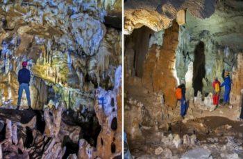 """Ανάδειξη και ανασκαφές στο σπήλαιο Κύκλωπα """"Πολύφημου"""", με δυο Προγραμματικές Συμβάσεις απ' την Περιφέρεια ΑΜΘ"""