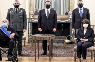 Ιάκωβος Τσούνης: Πέθανε ο εφοπλιστής που δώρισε όλη την περιουσία του στις Ένοπλες Δυνάμεις