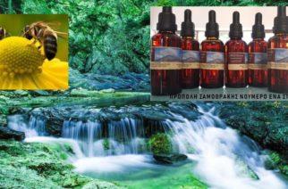 Η θαυματουργή πρόπολη με τις εκπληκτικές θεραπευτικές ιδιότητες και η κορυφαία στον κόσμο Πρόπολη Σαμοθράκης