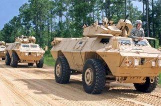 «Θωρακίζονται» Έβρος και νησιά: 900 «Μ1117 Guardian» θωρακισμένα οχήματα επιλέγει ο Στρατός Ξηράς απ' τις ΗΠΑ