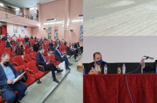 Διδυμότειχο: Σύσκεψη δημάρχου, Προέδρων Κοινοτήτων με Περιφερειάρχη Χρήστο Μέτιο, για αποκατάσταση ζημιών απ' τις πλημμύρες