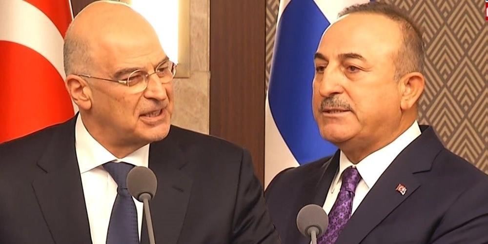 Ισοπέδωσε τον Τσαβούσογλου μιλώντας ελληνόψυχα ο Δένδιας, κάνοντας τον… Τούρκο μέσα στην Κωνσταντινούπολη (ΒΙΝΤΕΟ)
