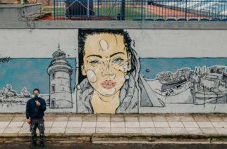 """Η """"τέχνη του δρόμου"""" της ΕΡΤ3 σήμερα στην Αλεξανδρούπολη"""