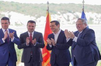 "Bόμβα Κοτζιά: «Υπουργοί του ΣΥΡΙΖΑ ήθελαν για τα Σκόπια σκέτο το όνομα ""Μακεδονία""»"