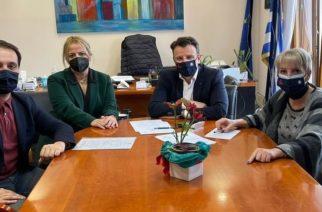 Συνάντηση Δερμεντζόπουλου με Διοικητή 4ης ΥΠΕ για στήριξη Νοσοκομείων και Κέντρων Υγείας Έβρου