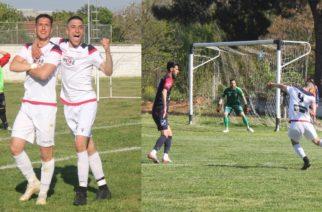 Γ' εθνική: Καλύτερη η Αλεξανδρούπολη FC, υποχρεώθηκε με δυο πέναλτι και κόκκινη σε ισοπαλία 2-2 στην Α.Ε Ευόσμου