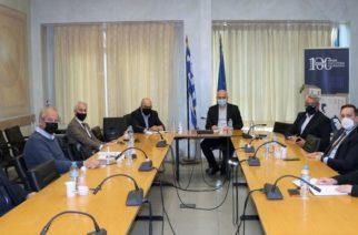 Αρχές Ιουνίου ξεκινούν τα έργα φυσικού αερίου στην Αλεξανδρούπολη – Σύσκεψη Μέτιου, Τσάκα με δημάρχους