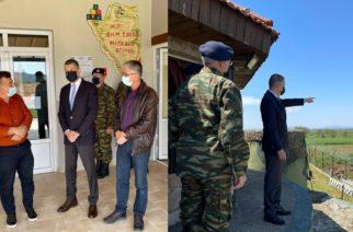 """Σουφλί: """"Υποφέρουμε απ' τους λαθρομετανάστες"""" – Κραυγή αγωνίας κατοίκων των χωριών ορεινού όγκου σε Αλκιβιάδη Στεφανή"""