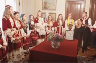Το έθιμο του Λαζάρου απ' τον Λαγό Διδυμοτείχου, αναβίωσε φέτος ο Μορφωτικός Σύλλογος Κομοτηνής (ΒΙΝΤΕΟ)