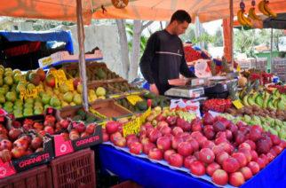 Φέρες: Αλλαγή ημερομηνίας διεξαγωγής της Λαϊκής Αγοράς της Δευτέρας λόγω Πάσχα