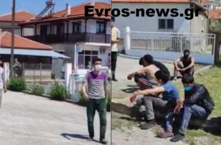 Ορεστιάδα: Λαθρομετανάστες παρελαύνουν σήμερα μεσημέρι στα χωριά του Τριγώνου (ΒΙΝΤΕΟ)