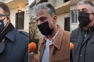 ΒΙΝΤΕΟ: Οι δηλώσεις Πέτροβιτς, Μαυρίδη, Τυρμπάκη, μετά την σημερινή σύσκεψη Προέδρων-βουλευτών, Περιφέρειας