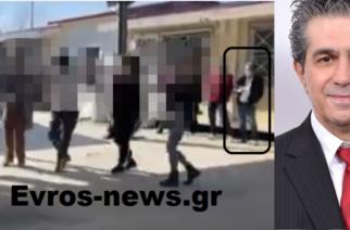 Μηταράκης: Καλύπτει τον Διοικητή του ΚΥΤ Φυλακίου για το κορονοπάρτι παρουσία του