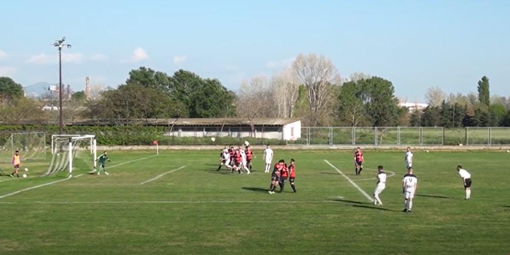 ΒΙΝΤΕΟ: Η γκολάρα του Κ.Πατσιώρα και τα δυο ανύπαρκτα πέναλτι, που υποχρέωσαν σε ισοπαλία την Αλεξανδρούπολη FC