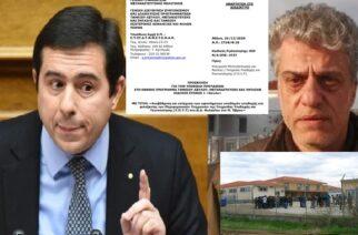 Μαυρίδης: Του δόθηκε έτοιμη δικαστική προσφυγή για το ΚΥΤ Φυλακίου, αλλά ποτέ δεν την κατέθεσε