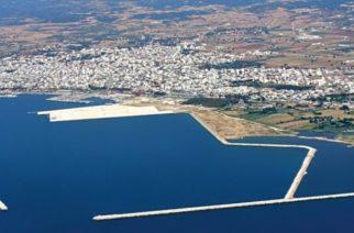 ΑΠΟΚΛΕΙΣΤΙΚΟ: Οι Αμερικανοί θέλουν να χρηματοδοτήσουν επέκταση και εκβάθυνση της λιμενολεκάνης νέου προβλήτα Αλεξανδρούπολης