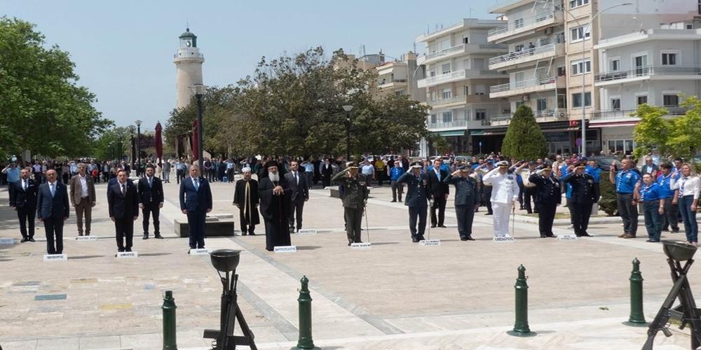 Το πρόγραμμα εορτασμού της ΕπετείουΑπελευθέρωσης της Αλεξανδρούπολης την 14η Μαίου