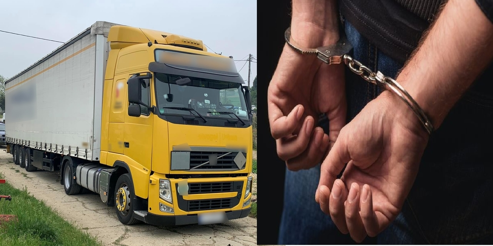 Διδυμότειχο: Νταλικιέρης είχε κρυμμένους 11 λαθρομετανάστες και συνελήφθη – Πάει και το… φορτηγό