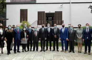 Προκλητικός ο Τούρκος υφυπουργός Εξωτερικών: Μίλησε για τουρκική κοινότητα Θεσσαλονίκης (επειγόντως ψυχίατρο) και τουρκική μειονότητα Θράκης