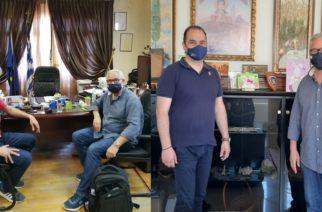 Συναντήσεις με τους δημάρχους Ορεστιάδας, Διδυμοτείχου ο Προϊστάμενος της Ελληνικής Αρχής Γεωλογικών Μελετών