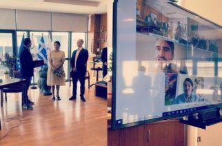 Αλεξανδρούπολη: Πολιτικός γάμος με live streaming και καλεσμένους διαδικτυακά από Αυστραλία, Αμερική, Ολλανδία