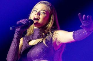 Eurovision 2021: Έτσι θα εμφανιστεί η Εβρίτισσα Στεφανία Λυμπερακάκη στην σκηνή – Η πρώτη πρόβα της
