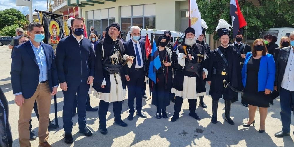 Σουφλί: Σπουδαία επετειακή εκδήλωση προς τιμήν του Αγίου Αθανασίου Λαβάρων