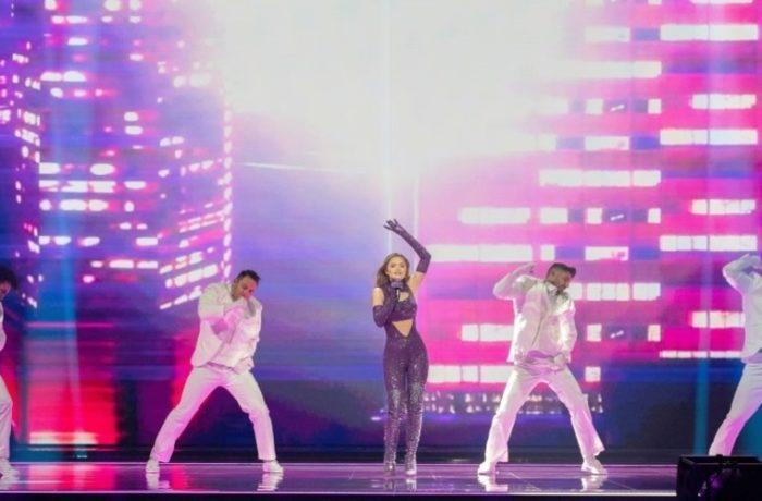 Eurovision 2021: Η συντοπίτισσα μας Στεφανία Λυμπερακάκη εντυπωσίασε και στη δεύτερη πρόβα της (ΒΙΝΤΕΟ)