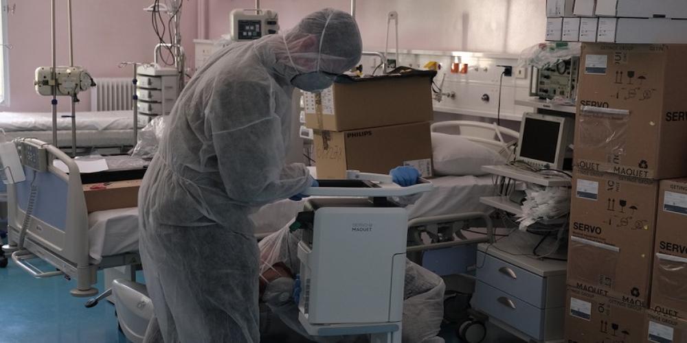 ΣΟΚ: Πέθανε 36χρονος απ' την περιοχή Ορεστιάδας, που νοσηλευόταν με κορονοϊό στο Π.Γ.Νοσοκομείο Αλεξανδρούπολης