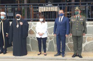 Η επίσκεψη της Προέδρου Δημοκρατίας σε Ορεστιάδα και Διδυμότειχο (φωτορεπορτάζ)