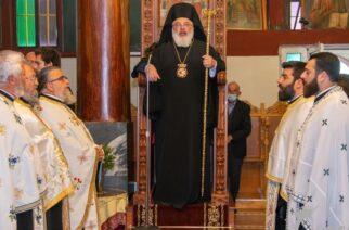 Σε Δόξα και Ασβεστάδες Διδυμοτείχου για την εορτή Αγίου Κωνσταντίνου ο Μητροπολίτης κ.Δαμασκηνός