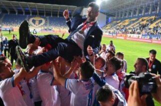 Ουζουνίδης: Κυπελλούχος Ρουμανίας με την Κραϊόβα ο Εβρίτης προπονητής
