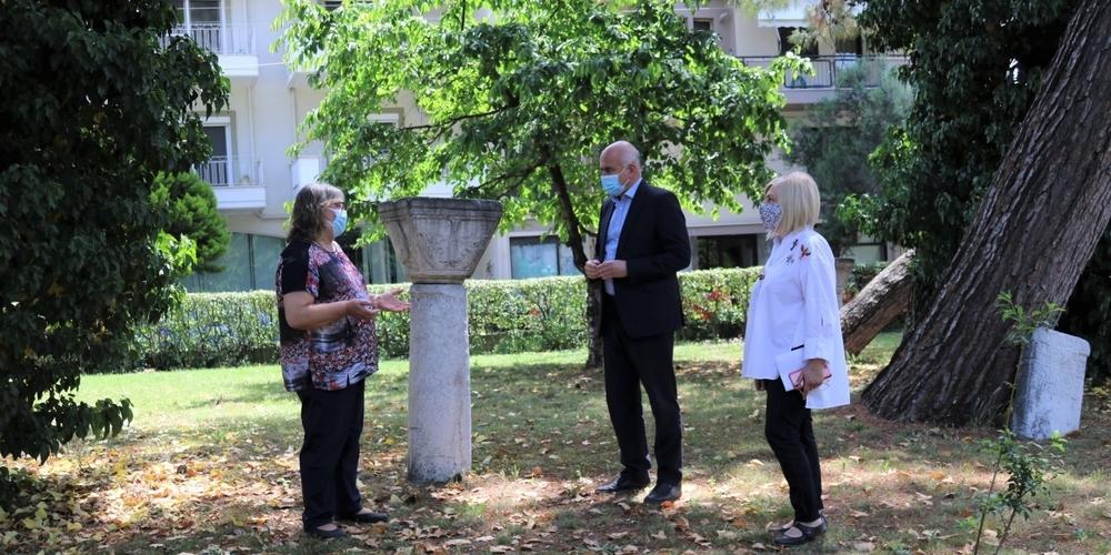 Η Περιφέρεια ΑΜΘ χρηματοδοτεί το Αρχαιολογικό Μουσείο Κομοτηνής από το ΕΣΠΑ