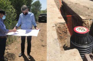 Μαυρίδης: Αυτοψία στα έργα Ν.Βύσσας ( 15 εκατ. ευρώ), που χρηματοδότησε η Περιφέρεια ΑΜΘ μέσω ΕΣΠΑ