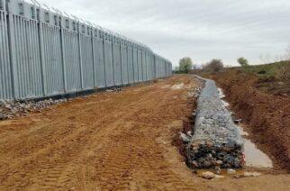 Αλεξανδρούπολη: Καταγγελία Σωματείου Οικοδόμων για τις πρακτικές της κοινοπραξίας κατασκευής του φράχτη