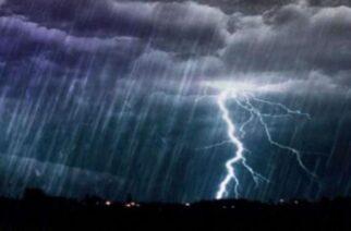 Έβρος: Έρχονται ισχυρές καταιγίδες, με βροχές, χαλάζι από αύριο μεσημέρι Παρασκευής
