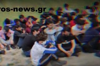 Ορεστιάδα: Πριν τον αυριανό ερχομό του Τσαβούσογλου, οι Τούρκοι έστειλαν δεκάδες λαθρομετανάστες στα Δίκαια (ΒΙΝΤΕΟ)