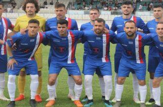 Η Αλεξανδρούπολη FC θα βρίσκεται και του χρόνου στη Γ' Εθνική, αφού εξασφάλισε χθες την παραμονή