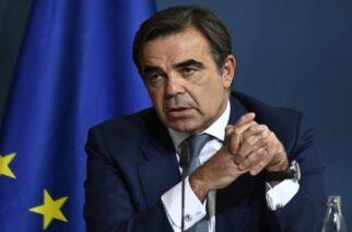 Συνοριακή περιπολία στον ποταμό Έβρο, θα κάνει αύριο ο Αντιπρόεδρος της Ευρωπαϊκής Επιτροπής Μαργαρίτης Σχοινάς