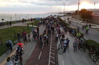 Αλεξανδρούπολη: Ο δήμος γιόρτασε με βράβευση και ποδηλατοβόλτα την Παγκόσμια Ημέρα Ποδηλάτου