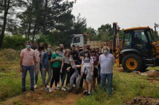 Σουφλί: Αξιέπαινες δράσεις από τους μαθητές του Γ' Γυμνασίου, για την Παγκόσμια Ημέρα Περιβάλλοντος