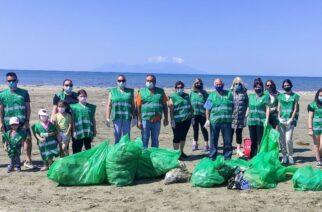 Αλεξανδρούπολη: Καθαρισμός ακτών Άνθειας, με αφορμή την Παγκόσμια Ημέρα Περιβάλλοντος