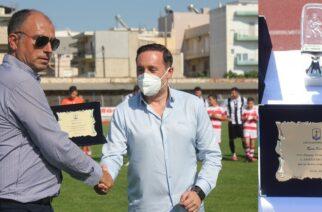 Δήμος Αλεξανδρούπολης: Οικονομική ενίσχυση 16.000 ευρώ στην ομάδα Αλεξανδρούπολη F.C, για τη Γ' εθνική