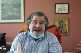 Εντάχθηκε στην παράταξη Λαμπάκη ο Νίκος Ραπτόπουλος και δεν το πήραμε χαμπάρι; Ακούστε τον(ΒΙΝΤΕΟ)